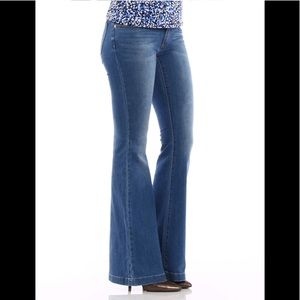 Michael Kors Selma Flare Jeans
